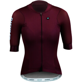 Biehler Ultra Light Signature³ Maglietta da ciclismo Donna, red pear